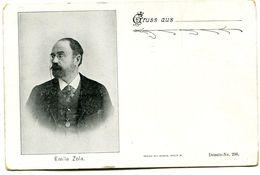 AFFAIRE DREYFUS(EMILE ZOLA) - Personnages
