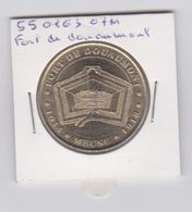 MDP Fort De Douaumont  2007 - Monnaie De Paris
