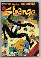Strange N°198 Division Alpha - Les Explorations Interplanetaires - L'homme Araignée - L'intrépide Daredevil De 1986 - Strange