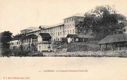 Guyane – CAYENNE – La Caserne D'Infanterie Coloniale - Ed. Bruère-Dawson 55. - Cayenne