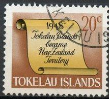 Tokelau 1969 20c History Of Tokelau Issue #19 - Tokelau