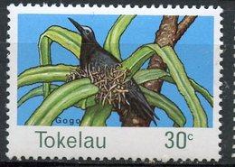 Tokelau 1977 30c Brown Noddy Issue #60 - Tokelau