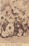 India Lahore, Bewaarschool, Indes Ecole Gardienne, Indië  (pk42899) - Missions