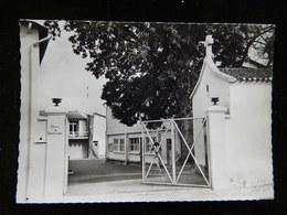 CPSM - D85 - OLONNE SUR MER - COLONIE DE VACANCES - OASIS DE SAUVETERRE - PHOTO VERITABLE -  R11681 - France