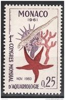 MONACO 1961 N° 551  NEUF ** - Monaco
