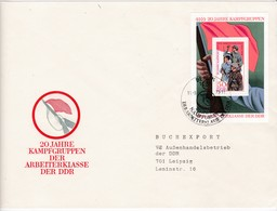 DDR, Block 39  FDC (A 43) - FDC: Covers