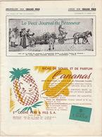 Revue LE PETIT JOURNAL DU BRASSEUR Bière Brasserie - Autres Collections