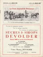 Revue LE PETIT JOURNAL DU BRASSEUR Bière Brasserie - Other