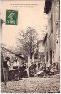ST-GERVAIS-sur-MARE - Le Pioch - Avenue Des Cloutiers ( Forgeron Au Travail...) - France