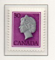 PIA - CANADA - 1982 : Uso Corrente . Effigie Di S.M. Elisabetta II  - (Yv 796) - 1952-.... Regno Di Elizabeth II