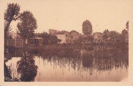 CPA -  LIVRY GARGAN - La Lac De Sévigné - Livry Gargan