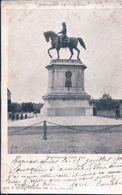 ARGENTINA CORDOBA MONUMENTO AL GENERAL PAZ SPOTTED POSTAL POSTCARD - Argentina