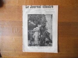 LE JOURNAL ILLUSTRE DU 15 JUIN 1879 NOTRE DAME DE PARIS,LA NOUVELLE ARTILLERIE DE CAMPAGNE, INCENDIE D'UNE TRIBUNE DU CH - 1850 - 1899