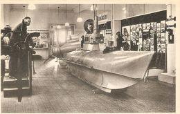 Antwerpen : S.H.A.E.F. War Exhibition 1945 ---- Submarine V 3. - Antwerpen