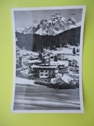 Madonna Di Campiglio - Trento - Trientino - Veduta Invernale Con Alberghi E Le Dolomiti Di Brenta - Trento