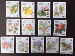 Solomon Islands 1987 Flowerin Plants  POSTAGE FEE TO BE ADDED ON ALL ITEMS - Solomon Islands (1978-...)