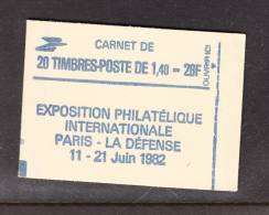 FRANCE MNH** YVERT CARNETS 2186 C1 CONFECTION 8 - Definitives