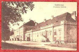 CAKOVEC - CSAKTORNYA - Uradalmi Tisztilak. Croatia A172/81 - Croacia