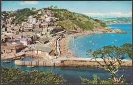 Looe, Cornwall, 1966 - Jarrold Postcard - England