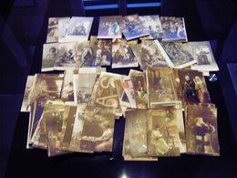 WW1 1914- 1918 POILU TRANCHEES CARTES PATRIOTIQUES CORRESPONDANCES POILUS LOT DE 190 CPA DIFFERENTES BON ETAT MILITARIA - Guerra 1914-18