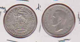 Grande Bretagne / Shilling 1938 - 1902-1971 : Monnaies Post-Victoriennes