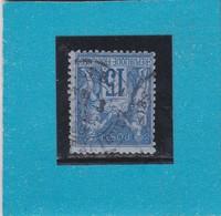 SAGE N° 90a  TYPE IIB   CACHET A DATE  ELBEUF  -REF 14017 - 1876-1898 Sage (Type II)