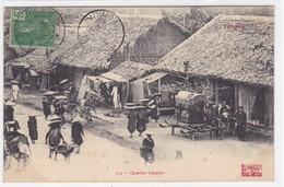 Asie - Quartier Indigène - Cartes Postales