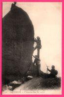Cauterets - L'Ascension D'un Pic - Animée - Alpinistes - Alpinisme - LL - Cauterets