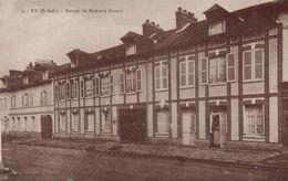 RY : Maison De Madame Bovary - Frankreich