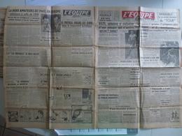 L'Equipe 20 Mai 1947 Football Cyclisme BoxeTour De La Manche De France - Journaux - Quotidiens