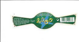 Etiquette De PERRIER 1 Litre - Edition Spéciale AN 2000 - Etiquettes