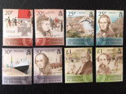 St. Helena 2006 Anniversaries - Stamps