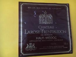 6824 - Château Larose-Trintaudon 1978 Haut-Médoc - Bordeaux