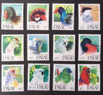 Palau 1991 Birds POSTAGE FEE TO BE ADDED ON ALL ITEMS - Palau