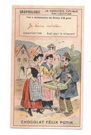 FELIX POTIN GRAPHOLOGIE - Goût Pour Le Clinquant - - Chocolat