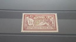 LOT 385618 TIMBRE DE FRANCE NEUF* N°121 VALEUR 31 EUROS - Neufs