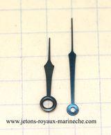 Aiguilles Acier Bleu Plume. N°76/1/2/3...22 Modèles, Par Une Paire 15€ - Jewels & Clocks