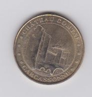 MDP Carcassonne Chateau Comtal  2006 L'entree Et Ses Defenses - Monnaie De Paris