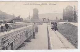 Côte-d'Or - Saint-Victor-sur-Ouche - L'écluse - Sonstige Gemeinden