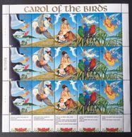 Palau Christmas 1989 Full Sheet - Palau