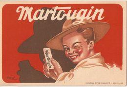 Chocolat Martougin - Advertising