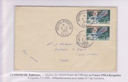 TAAF - Expedition Polaire - Kerguelen - Mission Colonel Genty - Laperouse - French Southern And Antarctic Territories (TAAF)