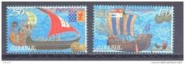 1999. Armenia,  Navigation In Kilikiya's Armenian Kingdom, 2v, Mint/** - Arménie