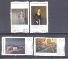 1997. Armenia, Art Gallery, 4v, Mint/** - Arménie