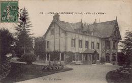 """SAINT-JEAN-DU-CARBONNAY - VILLA """" Le Hêtre """" - Frankreich"""