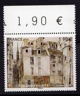 France 2018.Léonard Foujita.** - Unused Stamps