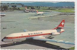 Caravelle - HB-ICY Der Swissair - 1961      (P-109-60422) - 1946-....: Moderne