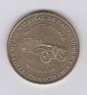 MDP Mulhouse Musée National De L'automobile Bugatti Royale 2005 - Monnaie De Paris