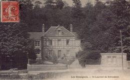 SAINT LAURENT DE BREVEDENT : Les Rossignols - Sonstige Gemeinden