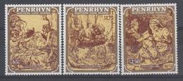 PENRHYN 1986 - NATALE CHRISMAS NUOVI - Penrhyn